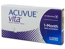 Acuvue Vita (6 šošoviek)