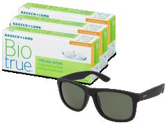 Biotrue ONEday for Astigmatism (90 šošoviek) + slnečné okuliare Alensa ZADARMO