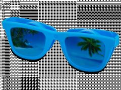 Puzdro na šošovky Optishades – modré