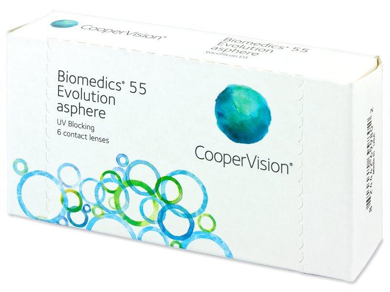 Biomedics 55 Evolution (6šošoviek)