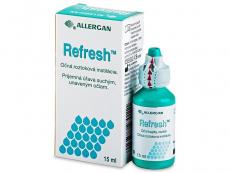 Očné kvapky Refresh 15 ml