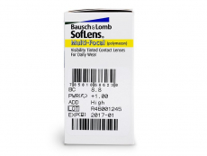 SofLens Multi-Focal (6šošoviek)