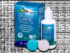 Roztok SoloCare Aqua 90 ml s puzdrom