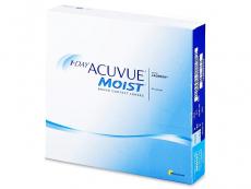 1 Day Acuvue Moist (90šošoviek)