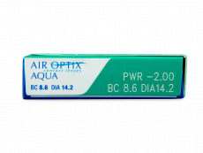 Air Optix Aqua (6 šošoviek)