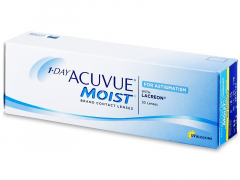 1 Day Acuvue Moist for Astigmatism (30šošoviek)