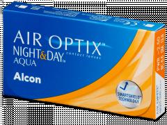 Air Optix Night and Day Aqua (6šošoviek)